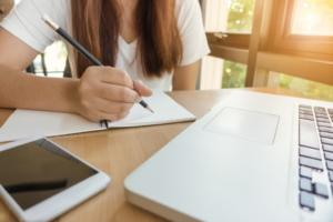 Wie kannst du richtig Texte auf Englisch schreiben